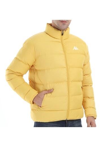 Kappa Erkek Mont Waurı  Sarı